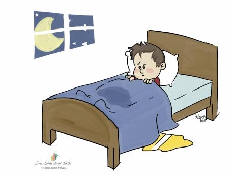 Disfunções Miccionais Noturnas:  Enurese Noturna Infantil
